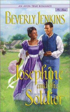So her hair is perfect? | Josephine and the Soldier: Beverly Jenkins: 9780060012205: Amazon.com: Books