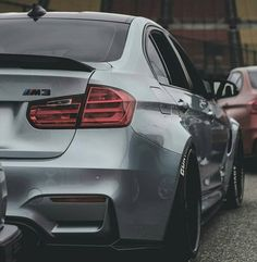 BMW (F80) M3 with aftermarket aerokit