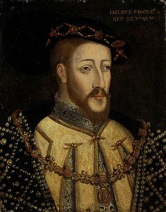 James V of Scotland Son of James IV, King of Scots and Margaret Tudor. Husband to Madeleine of Valois & Mary of Guise History Of England, Tudor History, European History, British History, Uk History, History Facts, James V Of Scotland, England And Scotland, Irvine Scotland