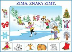 Jelek a tél Seasons Activities, Winter Activities For Kids, Speech Activities, Montessori Activities, Weather For Kids, Teaching Weather, English For Beginners, Hidden Pictures, Elementary Science
