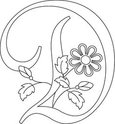 Another of the free monogram series on my blog. www.shawkl.com