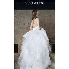 Vera Wang Vera Wang Odette Wedding Dress