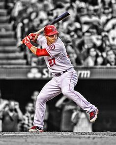 MIKE TROUT HAS PASSED UP MIGUEL CABRERA IN THE RACE FOR MVP!!