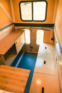 Slide In Truck Campers, Build A Camper Van, Truck Bed Camper, Popup Camper, Bus Camper, Truck Camping, Van Camping, Pilothouse Boat, Vw Syncro