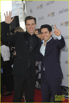 Jersey Boys Movie | Red Carpet Photo Coverage: Jersey Boys Movie Premiere at Los Angeles ...