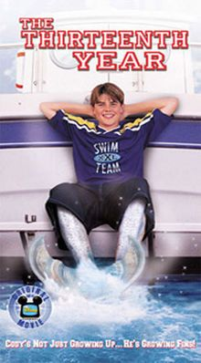 The Thirteenth Year [early 2000s Disney movie] (still to this day the only movie I've ever seen about a BOY mermaid, er, merman)
