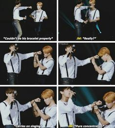 VMin on a concert stage