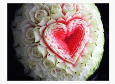 17 Crazy Watermelon Work of Art