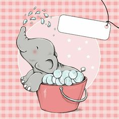 New baby shower ideas elephant girls boys ideas Baby Boy Art, Baby Clip Art, Baby Shawer, Clipart Baby, Elephant Art, Elephant Nursery, Scrapbooking Image, Watercolor Card, Scrapbook Bebe