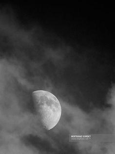 LA LUNE Image Nature, Bertrand, Images, Moon, Celestial, Photos, Outdoor, Landscape, Photography
