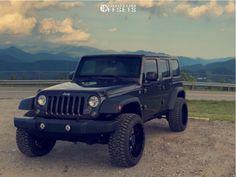 2014 Jeep Wrangler JK 22x12 -44mm Rbp 89r 2014 Jeep Wrangler, Monster Trucks