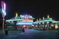 Cars Land #10 Disney's California Adventure Top 10 Parcs à Thème