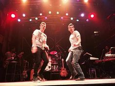 Radio-bsb: Videos & Fotos: Soundcheck & Show Nick & Knight Mi...