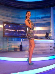 Anna Richardson, Tv Presenters, Showgirls, Mini Skirts, Ballet Skirt, Lady, Hot, Weather, News