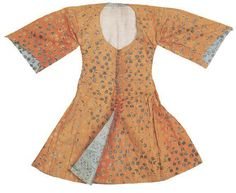 16th Century Woman's coat (photo credit Topkapı Palace Museum)(must double check the dates, chirka)