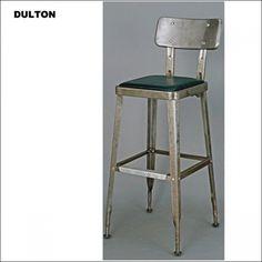 ダルトン DULTON スタンダードバーチェア RAW 100-213 椅子 スチール カウンターチェア