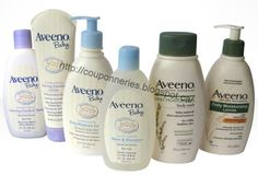 Coupons et Circulaires: .88¢ AVEENO BABY