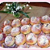 Recept : Klasické tvarohové koláčky | ReceptyOnLine.cz - kuchařka, recepty a inspirace