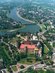 Krakow River   the wisla river or vistula river krakow is poland s second largest ...