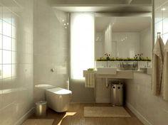 #badkamer #inspiratie #wastafel #toilet #hangend #tegels #sfeer