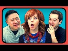 YOUTUBERS REACT TO KIWI Omg the beginning when they were watching the video is soooo sad.... : (
