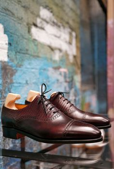 73 Best Shoes By - John Lobb images in 2019   Luxury shoes, Leather ... 282c43b7f89