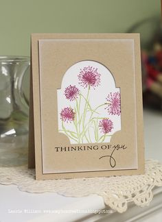 Need to remember to use the negative side of die cuts!