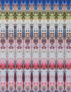 Patterns by Gerhard Richter (click through for neat story about his process!)