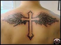 Resultado de imagem para cruz tatuagem
