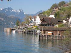 Quinten, Switzerland