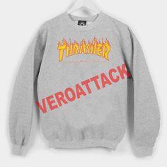 thrasher logo magazine Unisex Sweatshirts