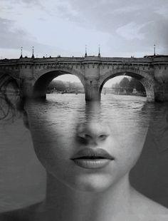 Explora tu mente con esta galería de gifs surrealistas