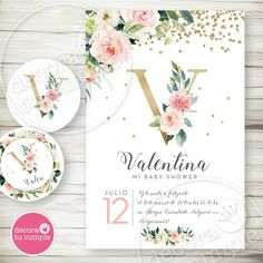 Girl Baby Shower Decorations, Baby Shower Invites For Girl, Birthday Decorations, Holiday Dates, Funeral Planning, Baby Shower Vintage, Butterfly Party, Christening, New Baby Products