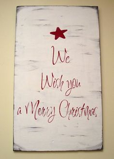 Check Out 23 Merry Christmas Signs Decorating Ideas To Try Now. These awesome signs can be used to decorate your house regardless. Merry Christmas Sign, Merry Little Christmas, Christmas Wood, Christmas Quotes, Christmas Projects, Winter Christmas, Christmas Holidays, Christmas Decorations, Christmas Canvas