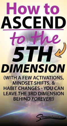 What is the 5th Dimension of Consciousness? And, how do I ascend there in order to manifest my ideal life? I searched for years trying to figure out how to get to the 5th Dimension, what it was, and how I could stay there! And finally, after 7 years of working with the Teacher's of Light - They've explained the habit changes, mindset shifts, and lightbody activations required to reach it. 100s of meditations later, this e-book was made to assist others! #5thdimension #ad Spiritual Awakening Quotes, Spiritual Life, Meditation Books, Guided Meditation, Magick, Witchcraft, Ascension Symptoms, How To Find Out, How To Become