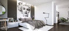 Roohome.com -Do you wantto arrange your bedroom design looks awesome with the decoration in it? Now, we will help you to realize it right now because we have the best fascinatingbedroom design ideaswith perfect organization and awesome decoration inside. The designer explains the detail of the decoration in it. You ...