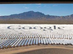 Slideshow : World's largest solar plant of its kind - Ivanpah: World's largest solar plant of its kind opens in US | The Economic Times