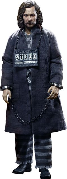 Sirius Black Prisoner Version Sixth-Scale Figure