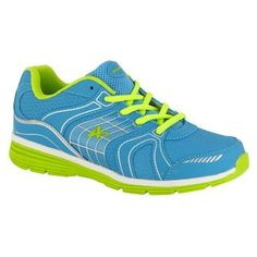 Athletech- -Women's Ath L-Willow2 Athletic Shoe - Turquoise, $9.98
