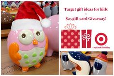 Target gift ideas for kids + Win a @Target $25 gift card!  #MyKindOfHoliday