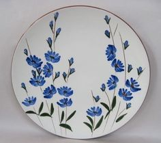 stangl pottery chicory pattern - Google Search & Stangl Pottery Stangl Birds Stangl Dinnerware Stangl Artware ...