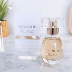 I've fallen in love with this Rose Gold eau de parfum from @monsoonuk. I love…