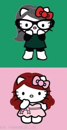 #HelloKitty #fashionfun