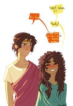 Patroclus and Briseis