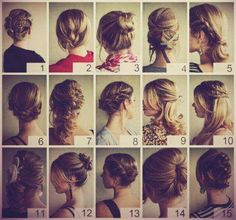 Which Wedding Hairstyle Do You Like Best More Styles Here - Hairstyle rambut pendek ke pesta