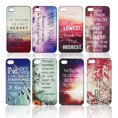 Fashion Colorful Pattern Design Hard Back Case Cover For Apple iPhone 4 4S 5 5S