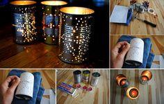 Lanternes conserve