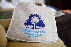 South Carolina welcome bag