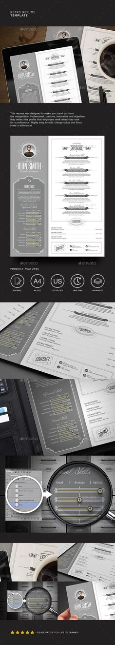 Grigor Tamazyan on Behance Design Curriculum Vitae Pinterest - subway resume