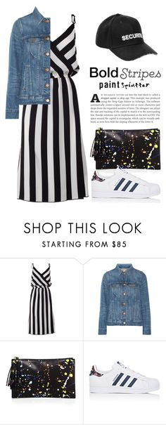 """Feb 15th (tfp) 3053"" by boxthoughts ❤ liked on Polyvore featuring Marc Jacobs, Madewell, Loeffler Randall, adidas, Vetements and tfp"